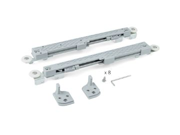 Set of fittings Slowmove for door (Soft-closing)