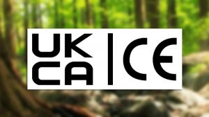 Entrada en vigor marcado UKCA